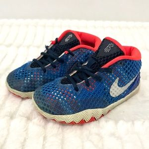 newest 0e6c8 ad97f Nike Toddler Kyrie 1 (TD) 717223-401 Sneakers 9C